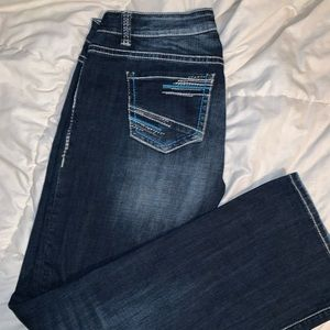 34x34 Rock & Roll Riding Jeans - worn 1 time